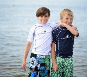 UV-Shirt für Kinder