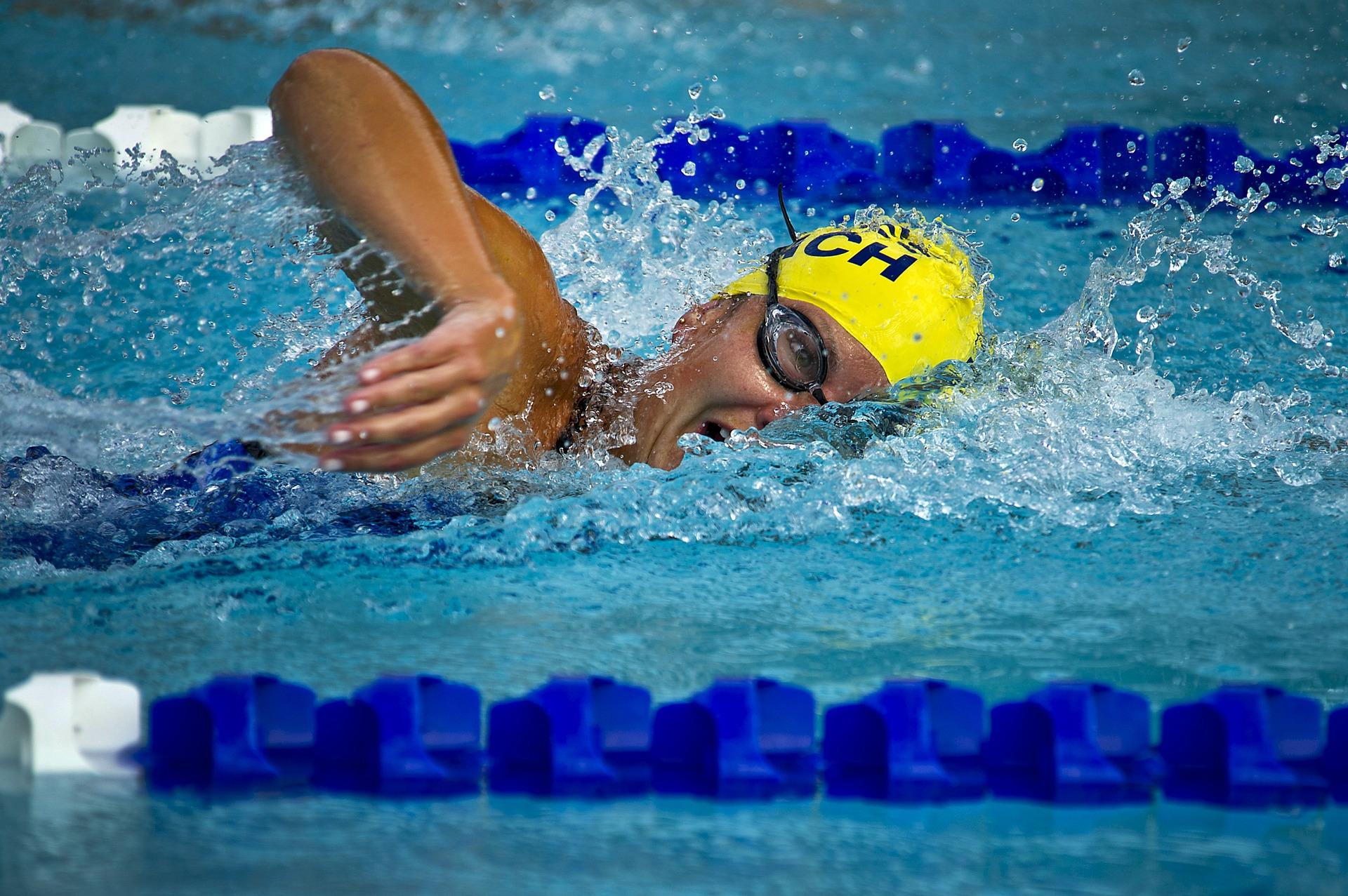 mit hörgerät schwimmen