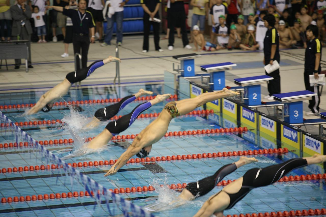 Schwimmwettkämpfe 2017