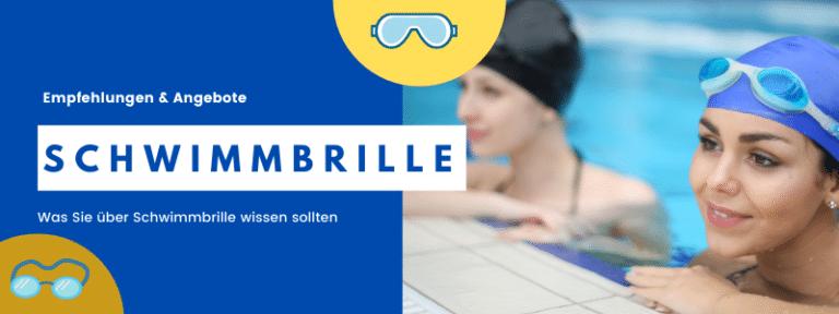 Schwimmbrille